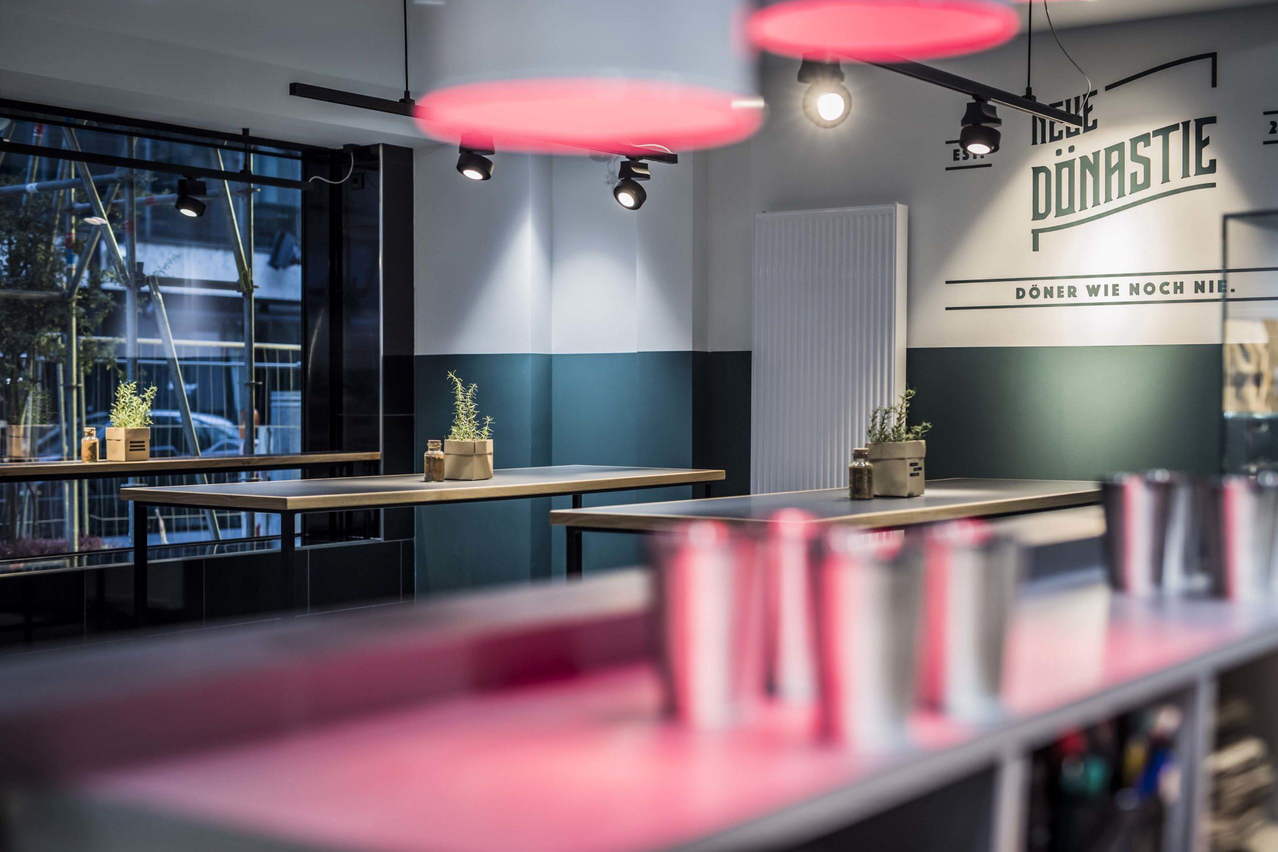 Restauranteinrichtung Neue Dönastie Stuttgart Nobla Karlsruhe