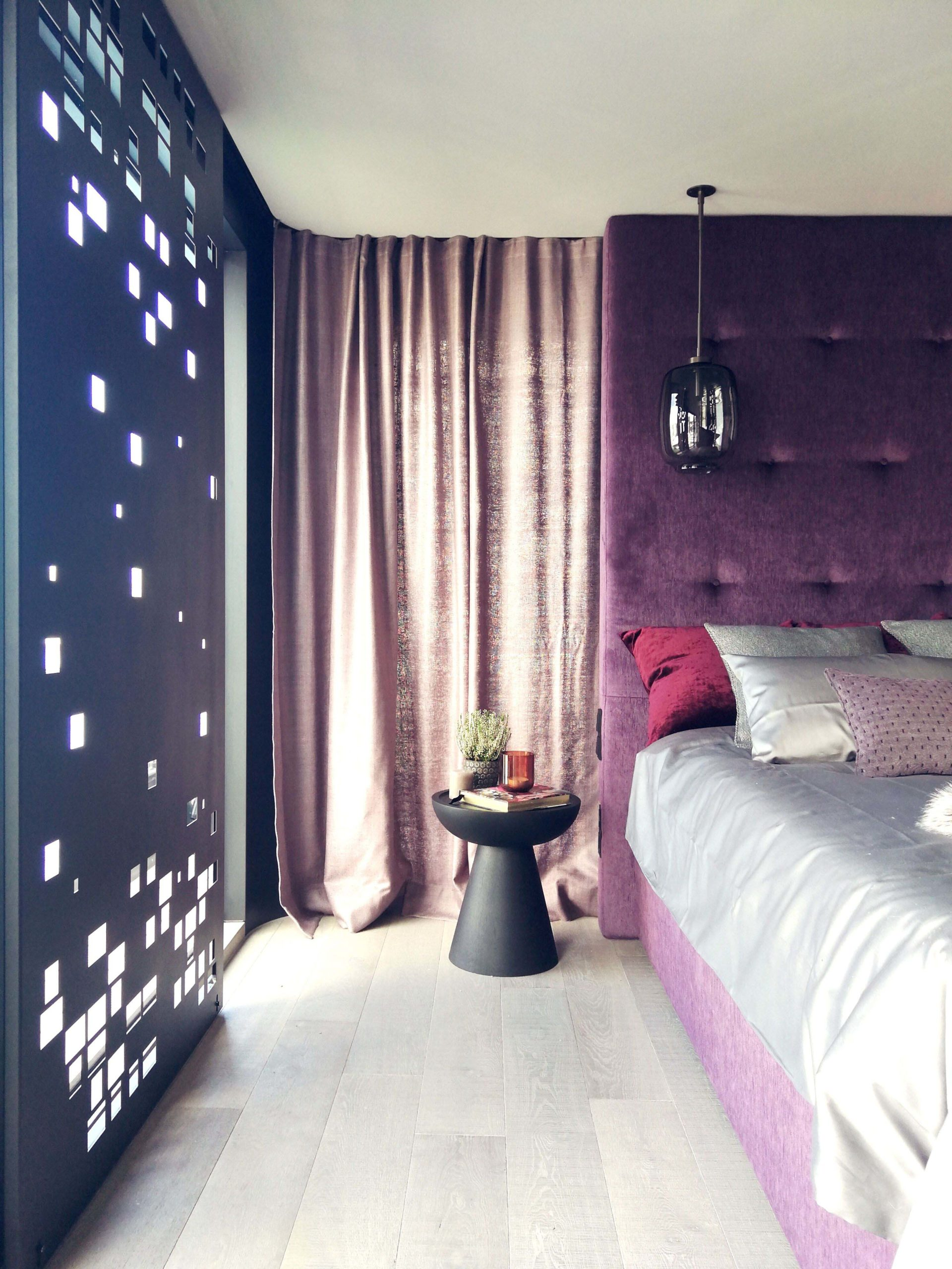 Schlafzimmereinrichtung Onyx Nobla Innenarchitekt
