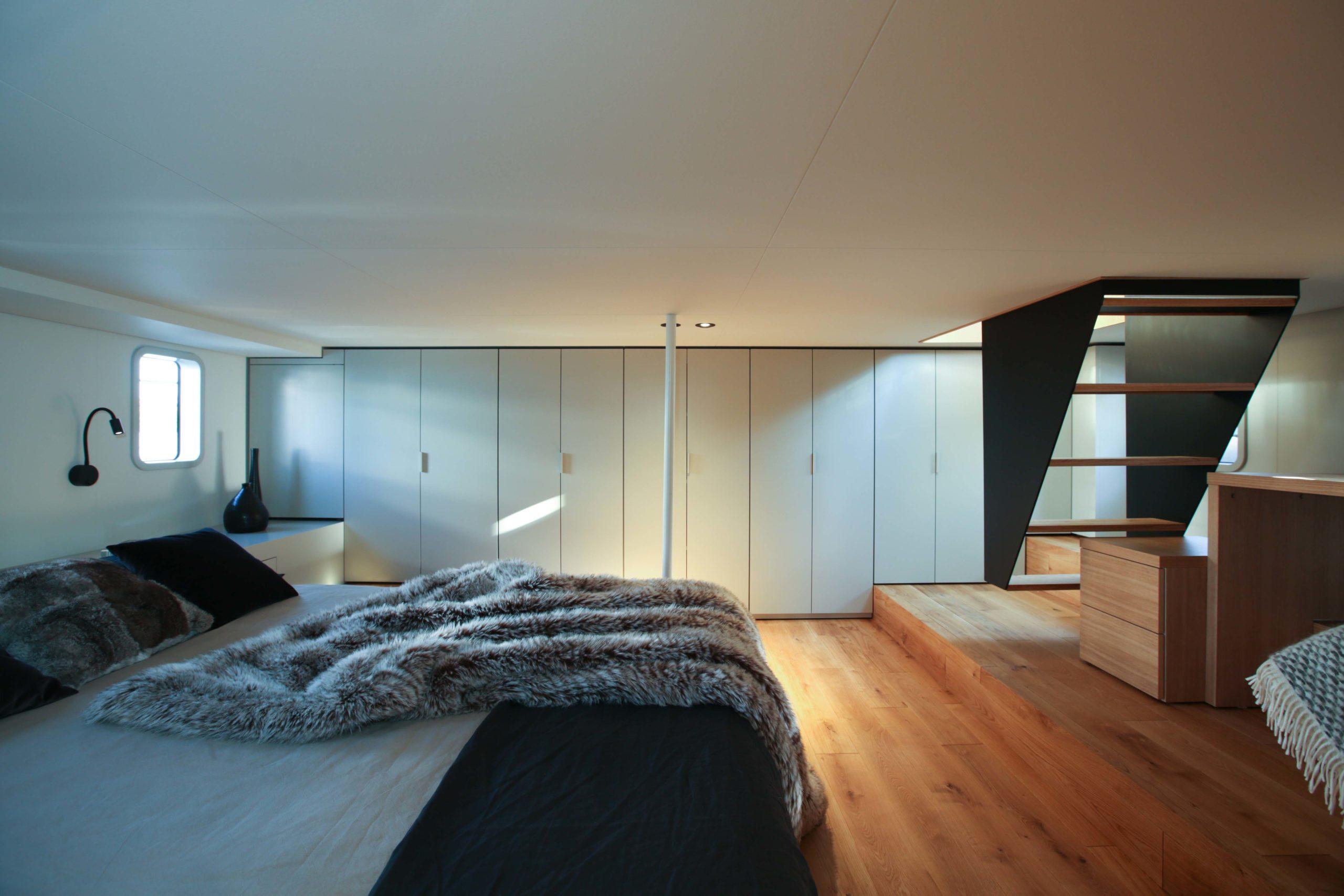 Onyx Hausboot Schlafzimmer Einrichtung Nobla Karlsruhe